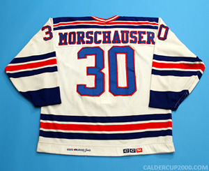 CalderCup2000 s Game Worn Jersey Collection -- Complete Listing 3914a2785