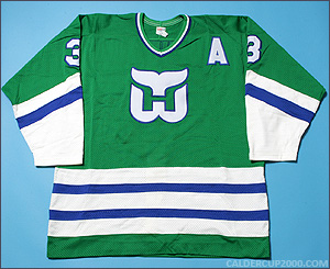 8ddc8abea CalderCup2000 s Game Worn Jersey Collection -- Complete Listing